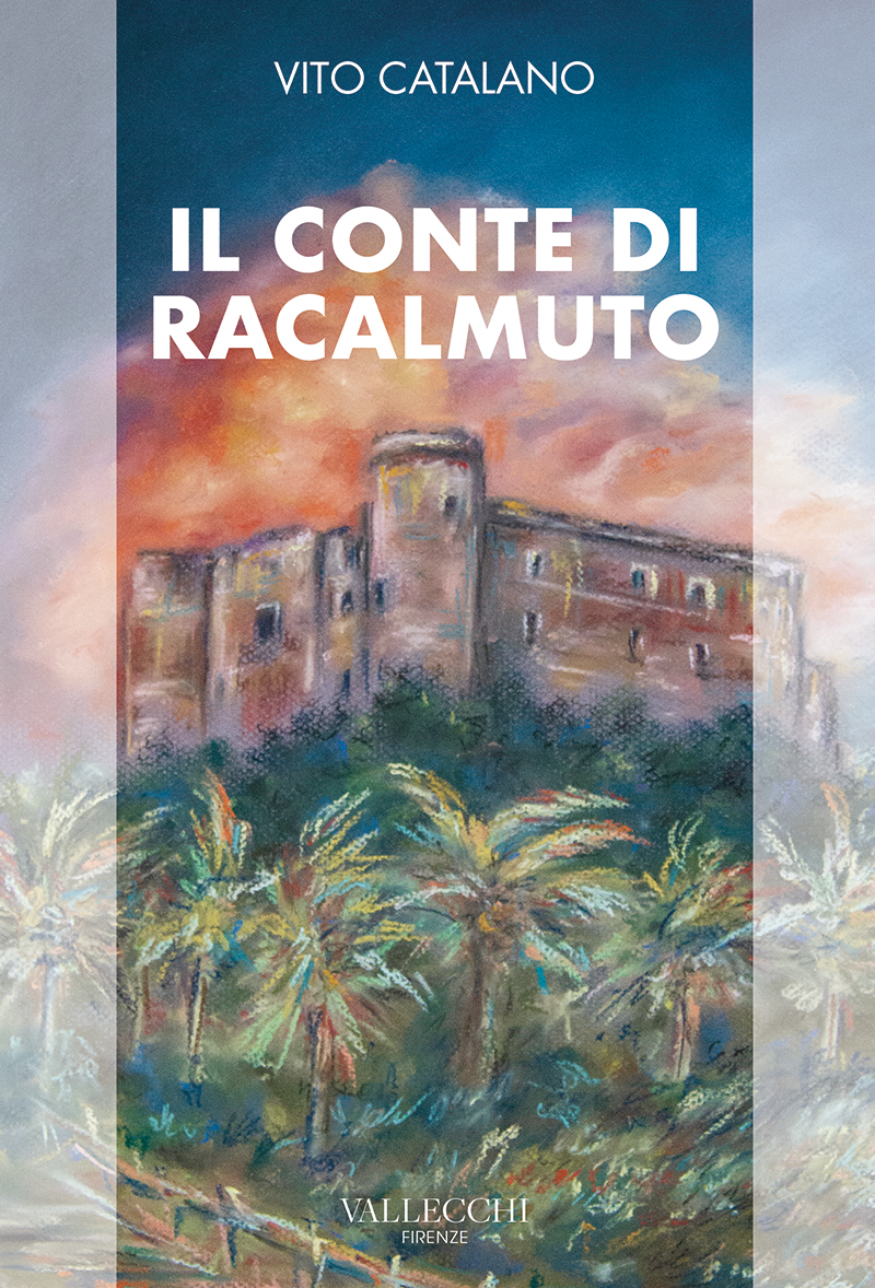 IL CONTE DI RACALMUTO (a fine agosto in libreria)